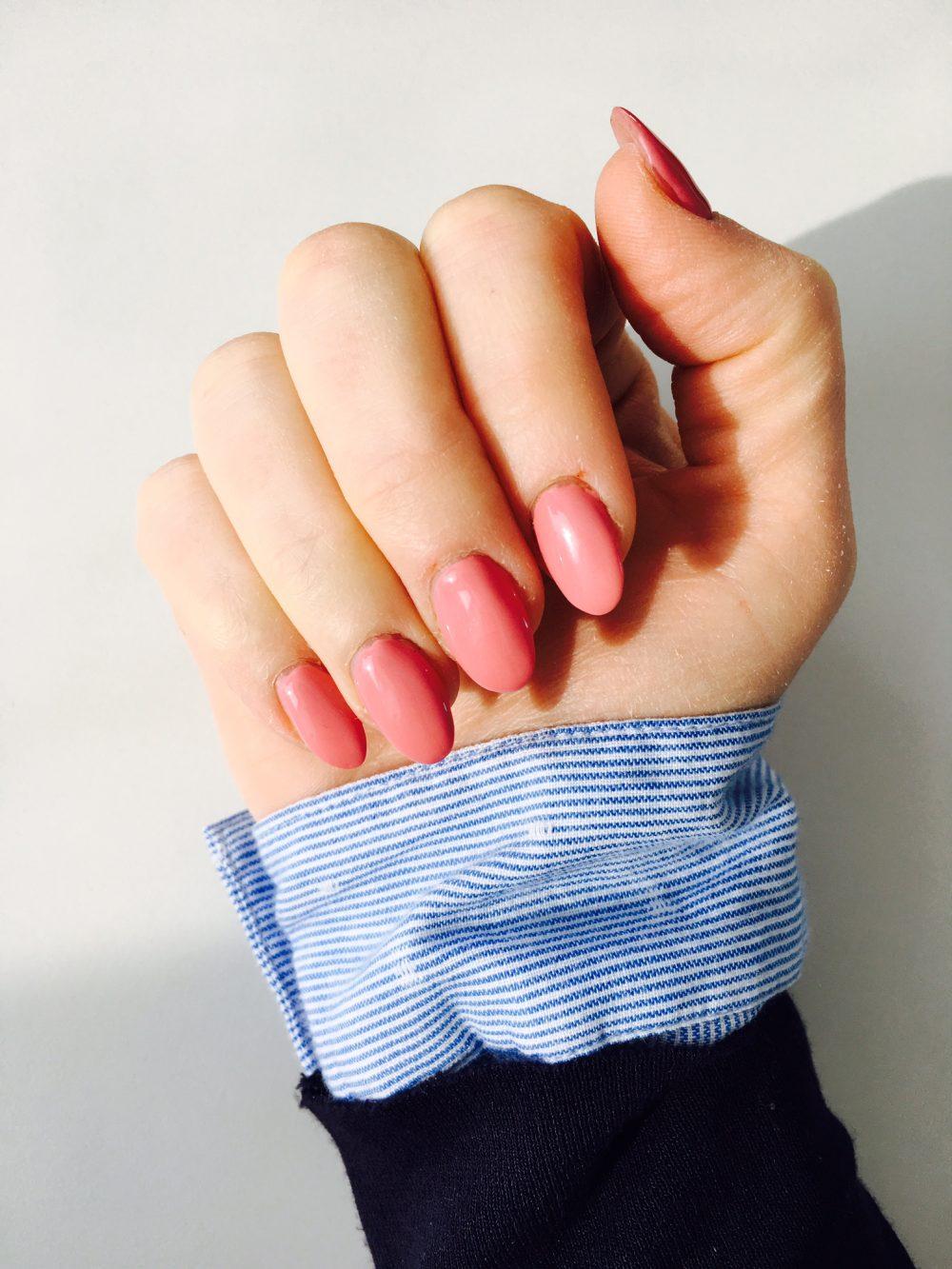 Gelnägel Im Test Und Wie Ich Die Wohl Schönste Nagelform Fand