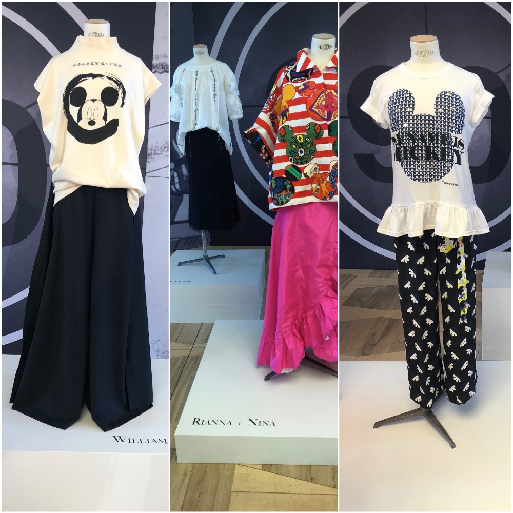 Deutsches Modedesign: Disney x Der Berliner Salon