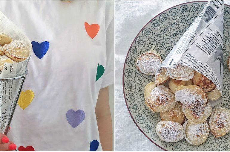 Rezept für Poffertjes – Kleine Pfannkuchen aus den Niederlanden