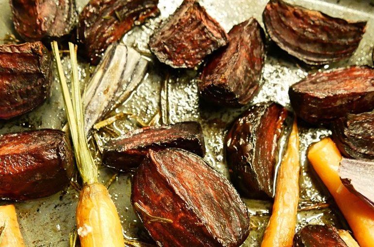 Rote Bete aus dem Ofen: Die aromatischste Geschmacksexplosion