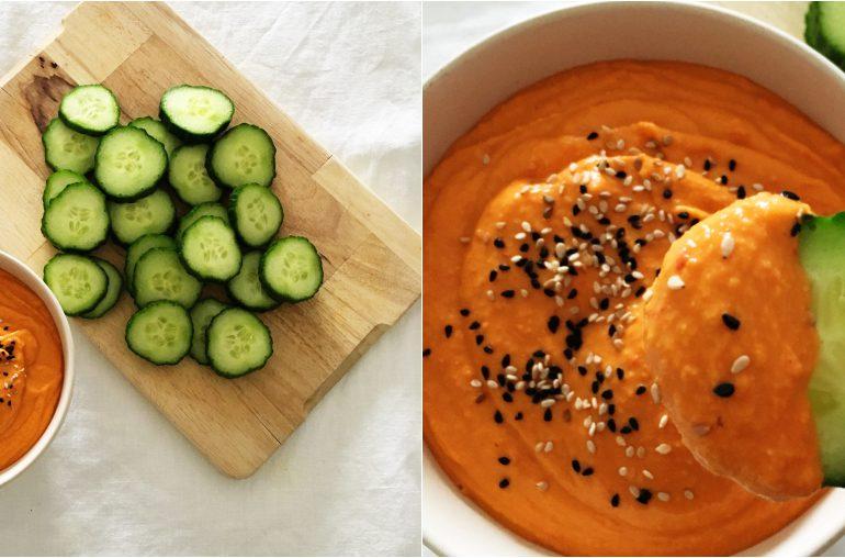3-Minuten-Hummus – Richtig gutes Hummus schnell und einfach selber machen