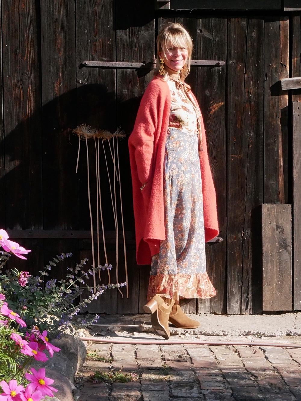 Klassische Stiefelette: Herbstspaziergang