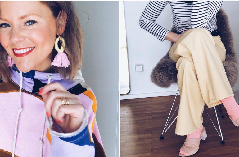 Pastell-Trend 2019 – Zwei Styles für diesen Frühling!