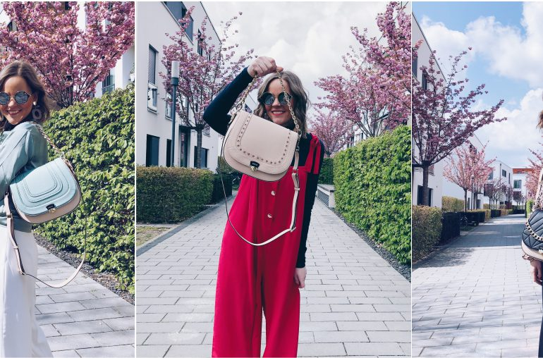 One bag – many looks! Taschenklappe, wechsel' dich!