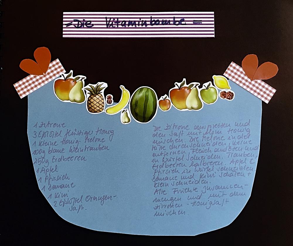 Kinder-Kochbuch: Obstsalat Rezept