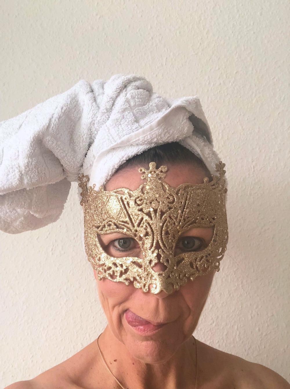 Beautygeheimnis: Venezianische Maske