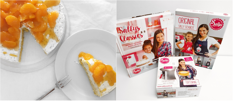 Mandarinen Quarktorte By Sally Rezept Und Gewinnspiel Fourhang Auf