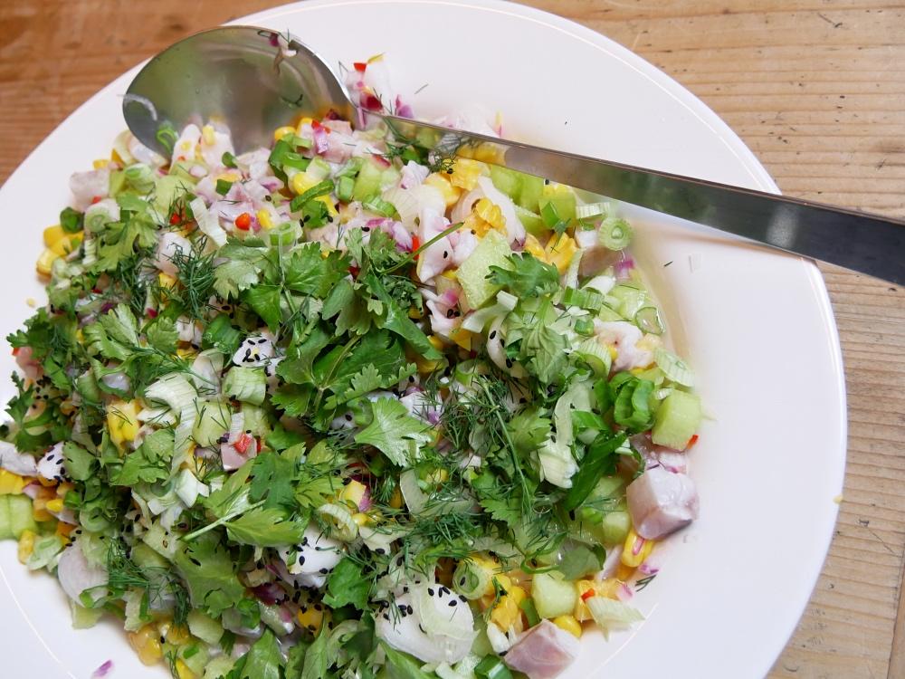 Ceviche: Der kalte Fischsalat mit Frischekick
