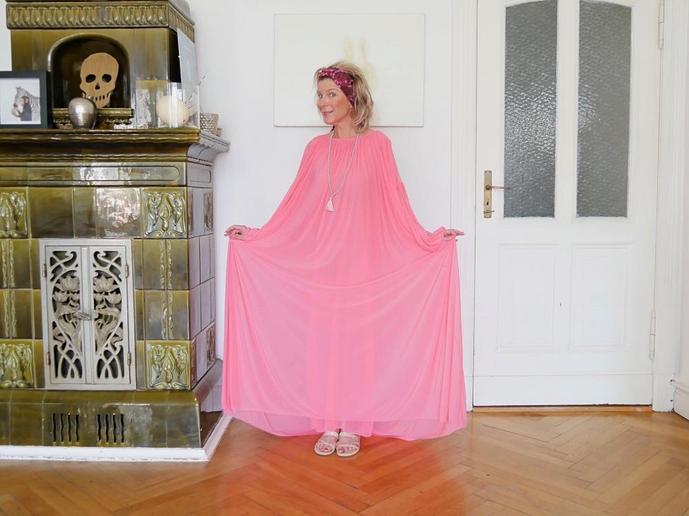Tunika ohne Gürtel: Weiter geht es nicht!