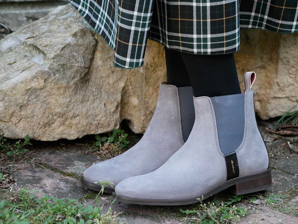 Herbstboots: Gant Chelsea-Boots