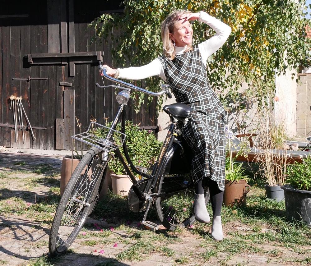 Herbstboots: Fahrradtour