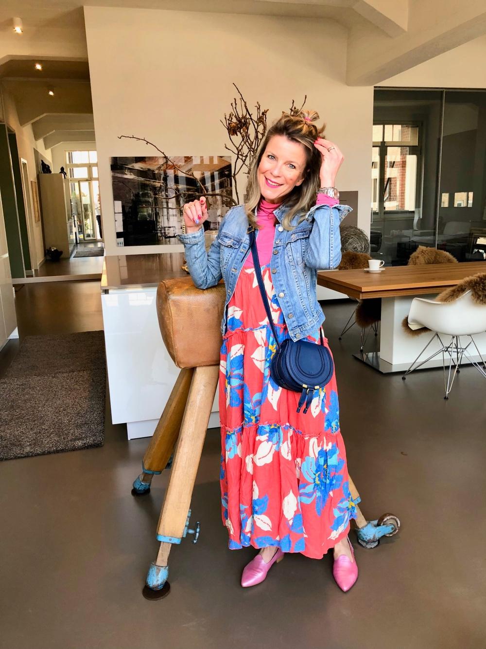 Frühlingslooks 2019: Sommerkleid