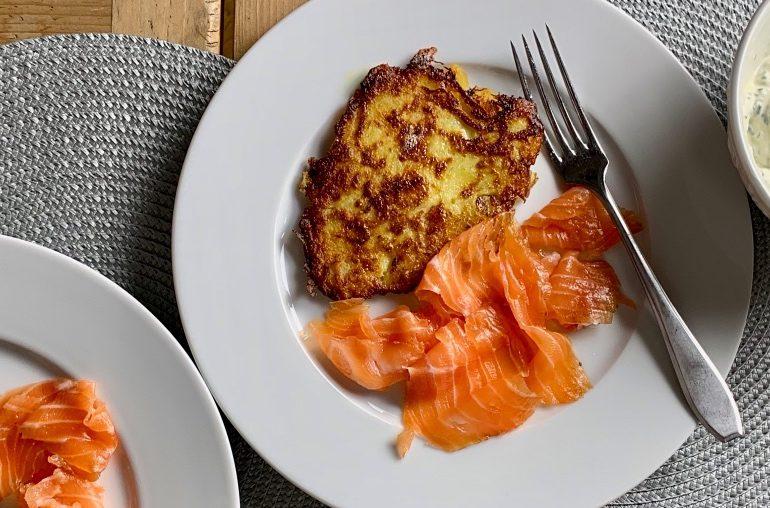 Gebeizter Lachs: Gut vorzubereiten und einfach köstlich
