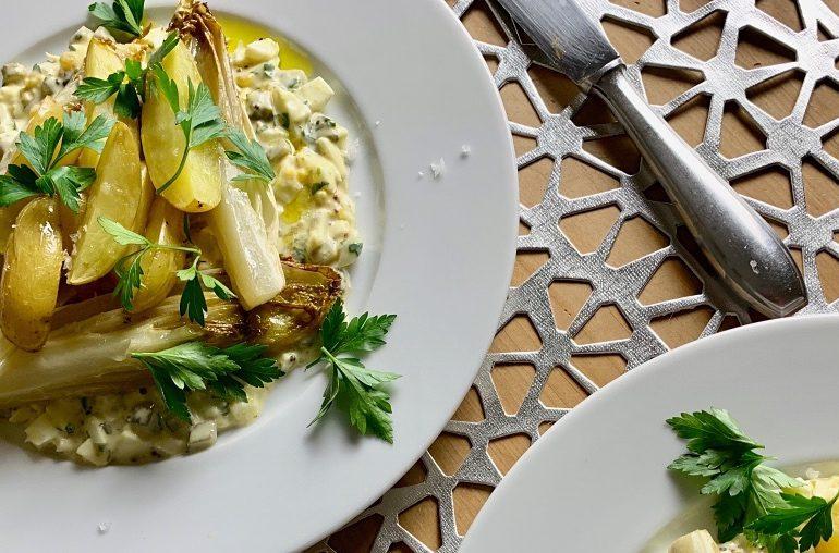 Sauce Gribiche: Ein Alleskönner für Fisch, Fleisch & Gemüse
