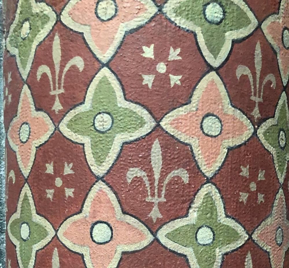 Kurztrip nach Bordeaux: Mosaik in der Kathedrale von Bordeaux