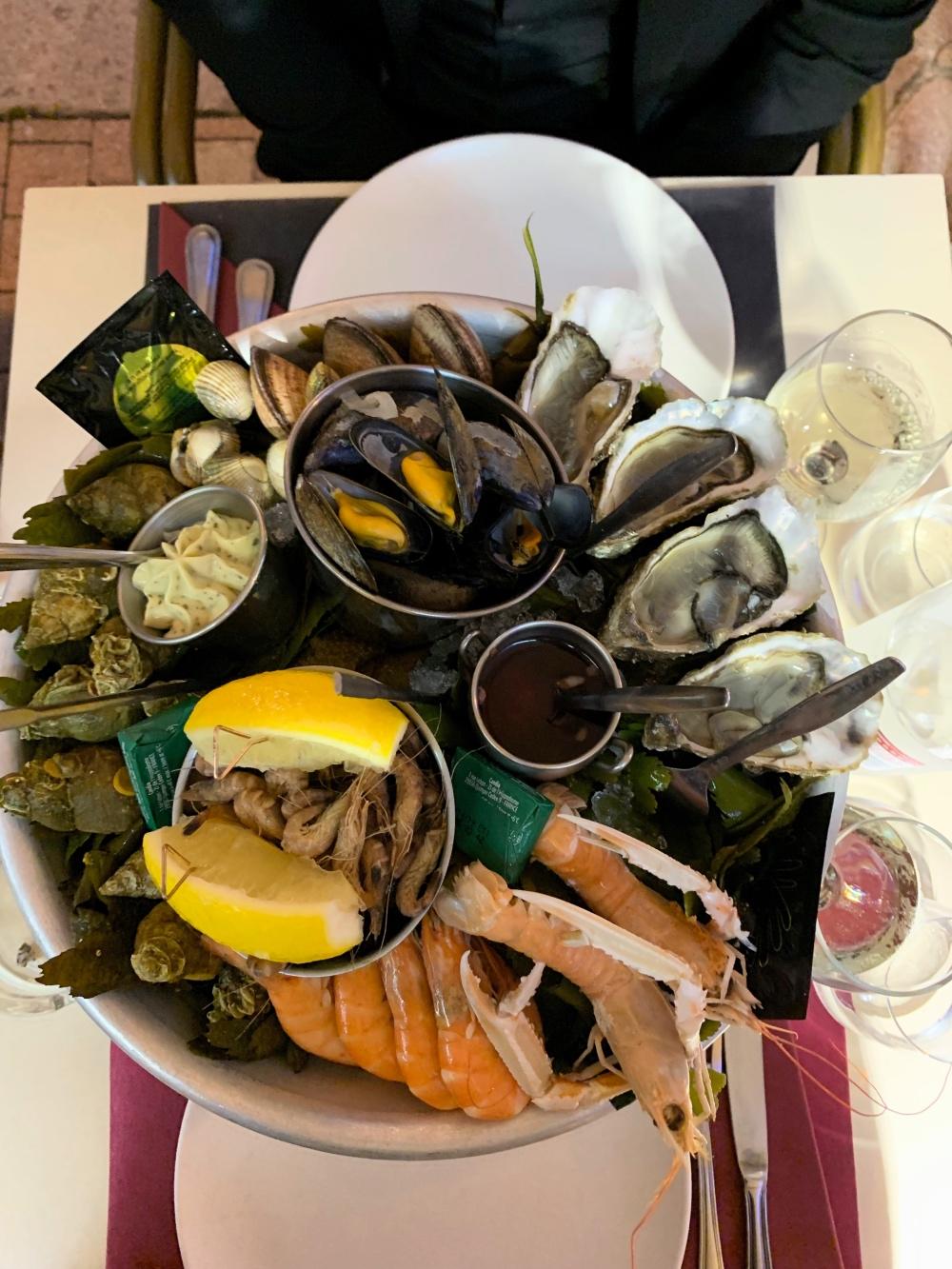 Kurztrip nach Bordeaux: Meeresfrüchte satt!