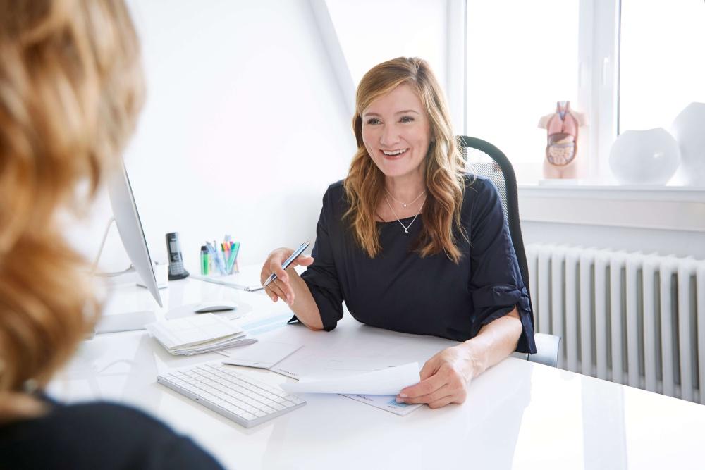 """Daniela Laubinger von der """"Natural Weight Loss""""-Stoffwechselkur"""